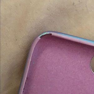 Accessories - Iridescent phone case